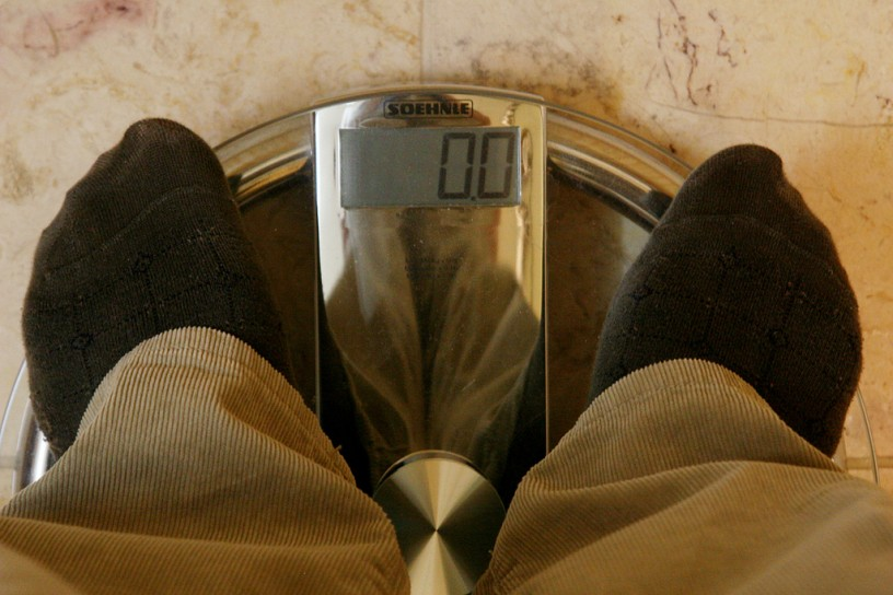 BMI Tabell Man