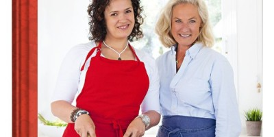 Maria Helander och Cathrine Schück